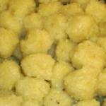 Kartoffel-Klöße