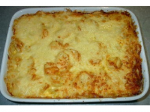 Kartoffelgratin mit Porree