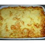 Kartoffelgratin für Vegetarier