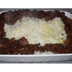 Reispfanne mit Pfifferlingen