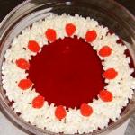 Roter Wackelpudding