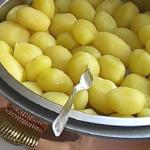 Salzkartoffeln