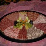 Schinken-Braten-Platte